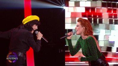 """Duos Mystères - Lio et Elodie Frégé chantent """"La grenade"""""""