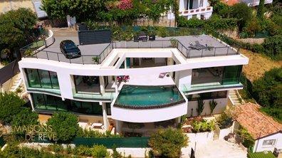 EXCLU - Visitez une villa contemporaine sur les hauteurs d'Èze