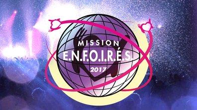 """RESTOS DU COEUR - Embarquez à bord de la """"Mission Enfoirés"""" Samedi 2 mai sur TF1"""