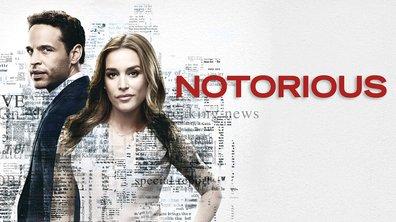 La série inédite Notorious débarque ce soir sur TF1 !