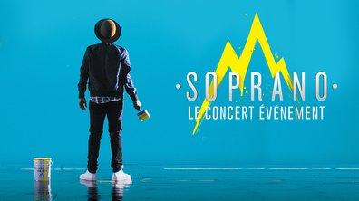 Plongez au cœur du concert de Soprano en direct sur TMC !