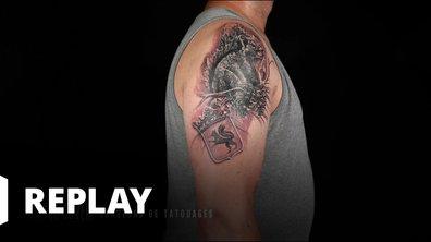 Tattoo Cover : Sauveurs de tatouages - Episode du 1 avril 2021