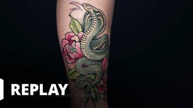 Tattoo Cover : Sauveurs de tatouages - Emission du 25 février 2021