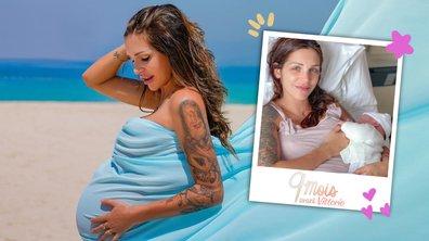Julia, 9 mois avant VITTORIO : Découvrez les coulisses de sa naissance