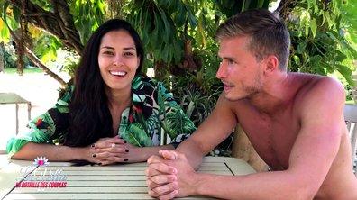 Quelle partie du corps Tom et Hagda préfèrent-ils chez l'autre ?