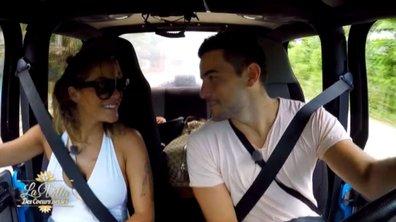 Antho & Anaïs en route pour une soirée exceptionnelle