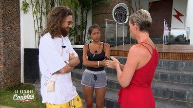EXCLU EPISODE 17 - Alizée et Maxime s'expliquent avec Lucie