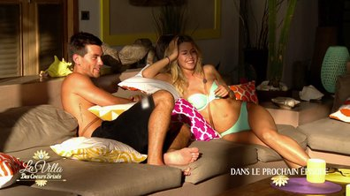 "Exclu - Episode 67 : Bastien ""pose une option"" sur Coralie"