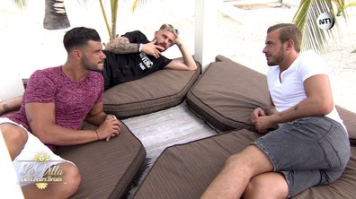 Florent, Julien et Raphael : leurs attentes du coaching de Lucie