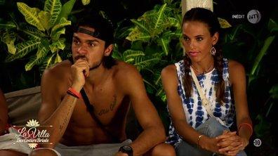 Lucie fait une annonce choc à Julien et Vanessa