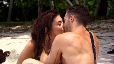 Martika & Tony : le bisou !