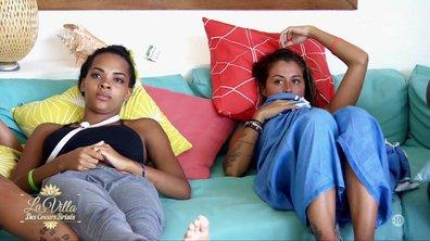 Martika se met les filles de la Villa à dos