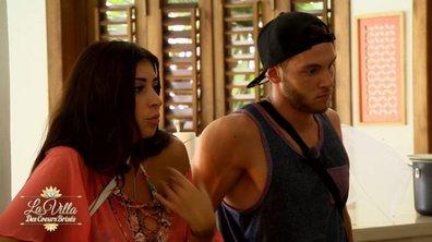 Martika et Tony mis à l'écart