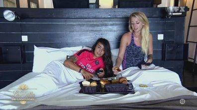 Mélanie a passé « la meilleure nuit » de SA VIE avec Fanny