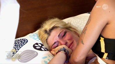 Mélanie dévastée par le départ d'Antony