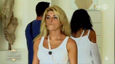 Mélanie pète un câble face à la prétendante d'Antony