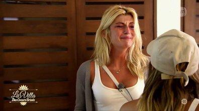 Mélanie quitte la Villa