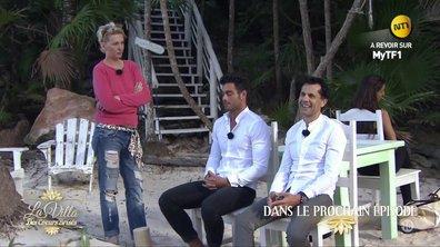 Mercredi, dating à l'aveugle pour Ricardo et Thierry