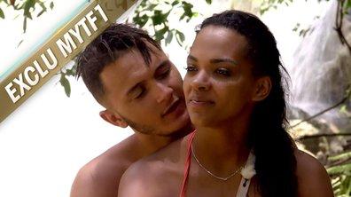 Naëlle et Lakhdar se retrouvent dans un lieu paradisiaque