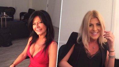 Nathalie et Mélanie : « beaucoup de larmes sont versées pendant l'émission ! »