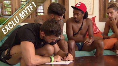 Orlando prépare sa demande en fiançailles