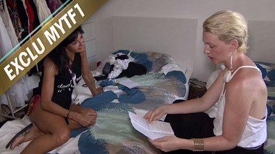 Nathalie débriefe de la lettre de Romain avec Lucie