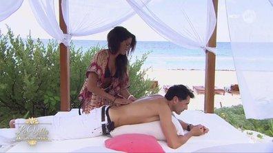 Rigolade et Massage pour Thierry et Elodie