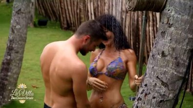 Romain et Nathalie sont de plus en plus chauds