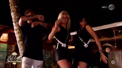 Une danse collé-serré qui risque de faire parler dans La Villa...