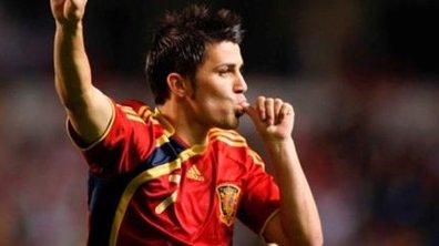 FC Barcelone : David Villa tacle le Real Madrid !