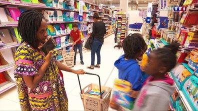 Villeneuve-la-Garenne : les achats des fournitures scolaires ont débuté