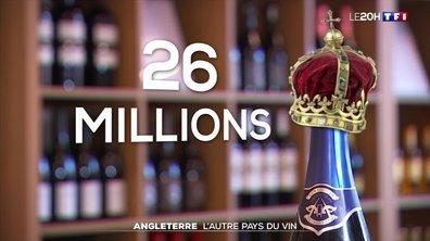 Vin : comment les bulles anglaises défient nos champagnes