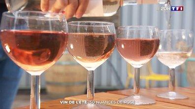 Vin de l'été : 50 nuances de rosé
