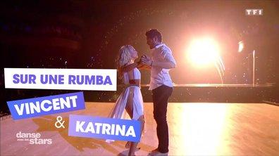 Sur une Rumba, Vincent Cerutti et Katrina Patchett (J'te mentirais)