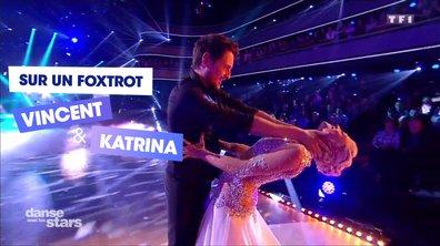 Sur un Foxtrot, Vincent Cerutti et Katrina Patchett (Millésime)