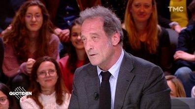 Vincent Lindon étrille Anne Hidalgo et sa gestion de Paris (et c'est à mourir de rire)