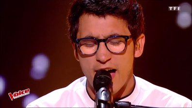 Vincent Vinel - « Feel » (Robbie Williams) (Direct – Saison 6)