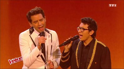 Vincent Vinel et Mika - « Yesterday » (The Beatles) (La finale en direct – Saison 6)