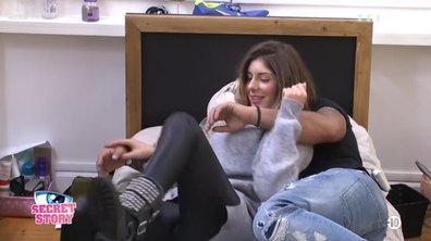 Sarah avoue son amour à Vincent