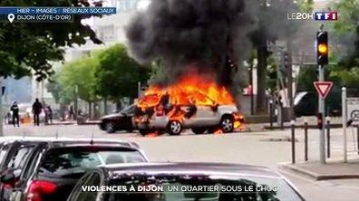 Violences à Dijon : le quartier des Grésilles sous le choc