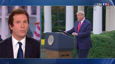 Violences à Washington : que risque Donald Trump ?