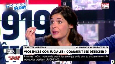 Violences conjugales et catholiques : Charlotte d'Ornellas oublie que son micro est toujours allumé