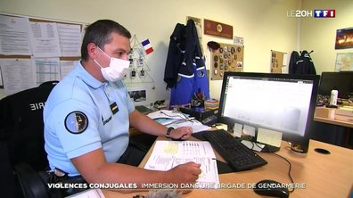 Violences conjugales : immersion au sein d'une brigade de la gendarmerie d'Hirson