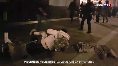 Violences policières : la vidéo fait la différence