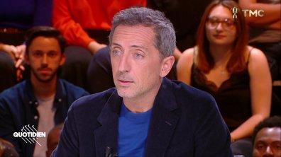 """""""Violent, exagéré, pas honnête"""" : Gad Elmaleh revient sur la polémique CopyComic"""