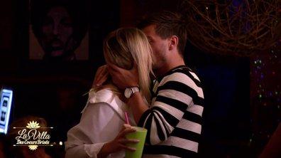 OMG : Virgil embrasse Virginie devant Inès et Cloé ! 😐