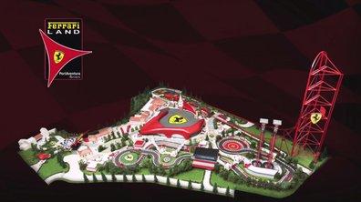 Visite du futur Ferrari Land