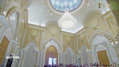 Visite de Poutine à Abu Dhabi : ils ont encore massacré l'hymne russe
