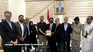 Visite discrète au Yémen pour six parlementaires français