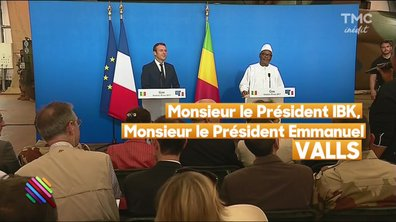 La visite malienne d'Emmanuel Macron que Quotidien n' a pas pu suivre